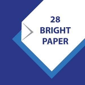 28# Super 96 white paper