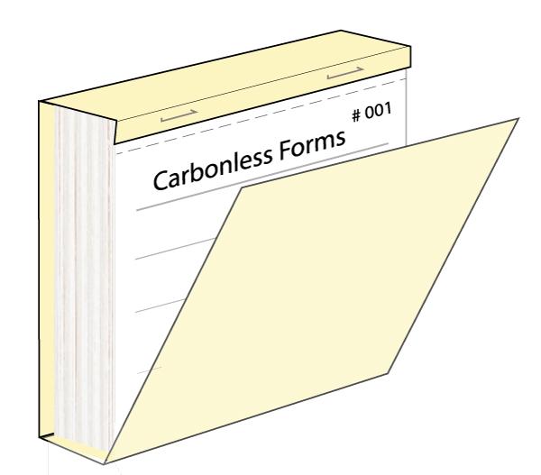 Wraparound-25 Forms per book