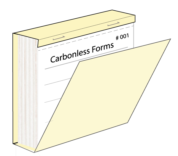 Wraparound-50 Forms per book