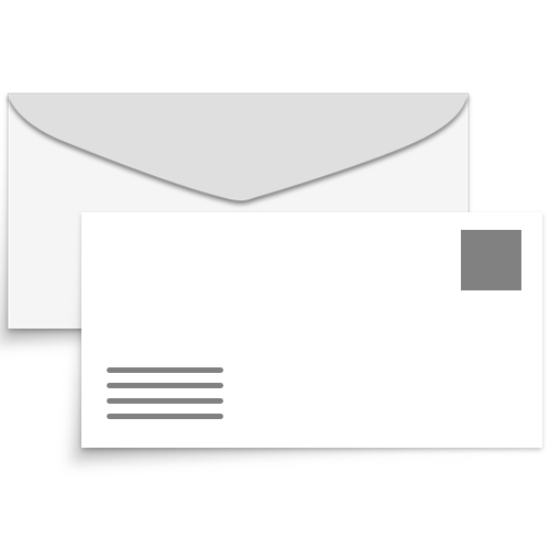 Yes: Print Return Address on Front